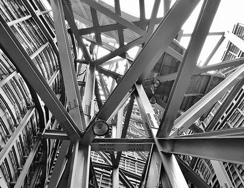Charakterystyka konstrukcji stalowych